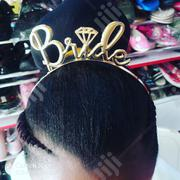 Bride To Be Crown | Tools & Accessories for sale in Lagos State, Ikeja