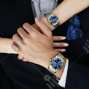 A Water Resistant Rotheedge Gold And Silver Plated Couple's Watch | Watches for sale in Osun State, Ife