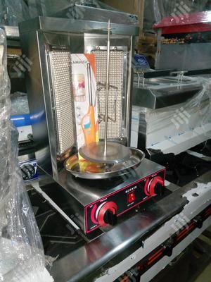 Shawarma Machine 2 Burners