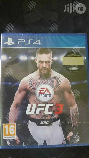 Ufc 3 Ps4 Game Cd | Video Games for sale in Lagos State, Ikeja
