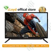 Lloyd TV 49inch With Free Bracket Black Three Years Warranty | TV & DVD Equipment for sale in Abuja (FCT) State, Central Business Dis