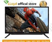 Lloyd TV 49inch With Free Bracket Black Three Years Warranty | TV & DVD Equipment for sale in Kwara State, Ilorin West