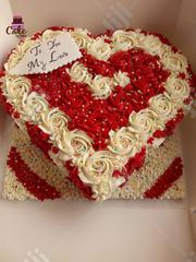"12"" Rosette Cake 