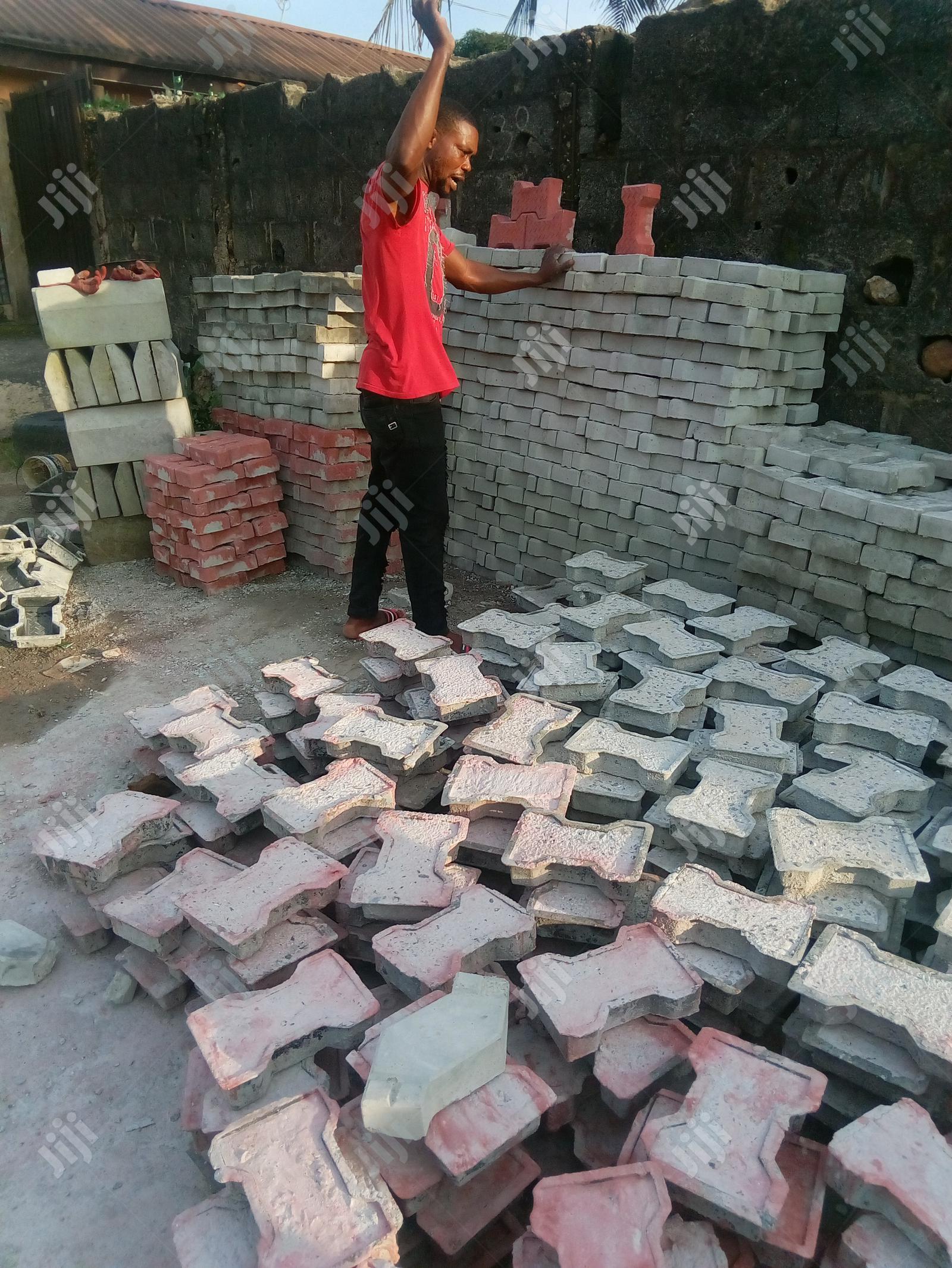Interlocking   Building Materials for sale in Ojo, Lagos State, Nigeria