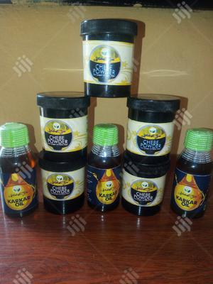 Chebe Powder and Karkar Oil   Hair Beauty for sale in Lagos State, Ikeja