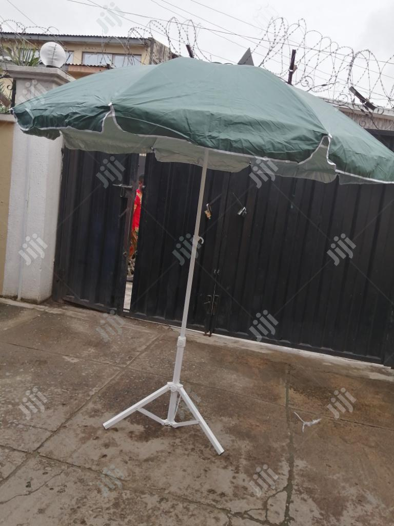 Affordable Modern Stand With Parasol Umbrella | Garden for sale in Ikwo, Ebonyi State, Nigeria