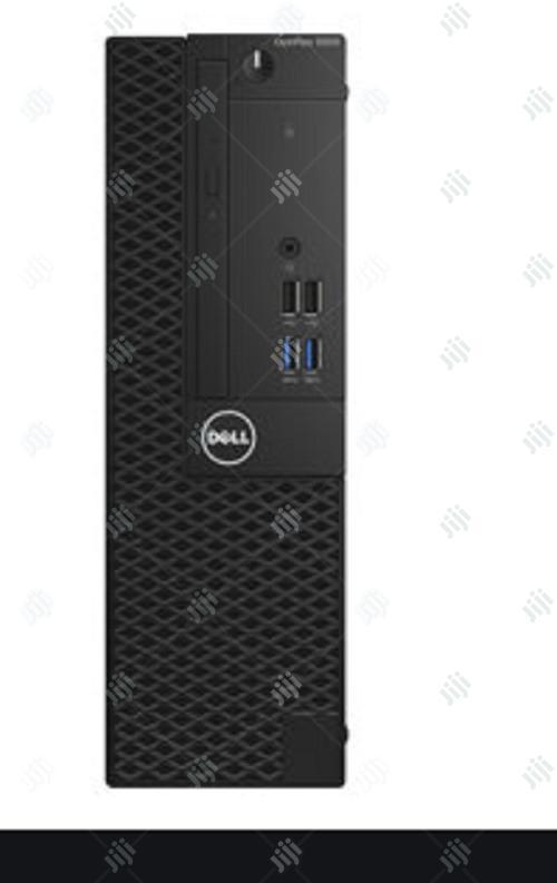 New Desktop Computer Dell OptiPlex 3050 8GB Intel Core i5 HDD 1T   Laptops & Computers for sale in Ikeja, Lagos State, Nigeria