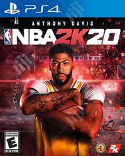 NBA 2K20 - Playstation 4 | Video Games for sale in Lagos State, Ikeja