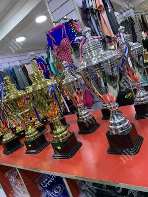 Set Of Gold And Silver Trophy | Arts & Crafts for sale in Lagos State