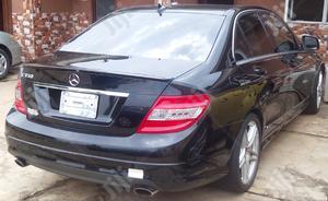 Mercedes-Benz C350 2008 Black | Cars for sale in Lagos State, Ikorodu