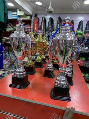 Gold And Silver Trophy For Competition | Arts & Crafts for sale in Lagos State, Apapa