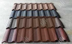 0.5 Original Gerard Stone Coated Roofing & Water Gutter Shingle   Building & Trades Services for sale in Anambra State, Orumba