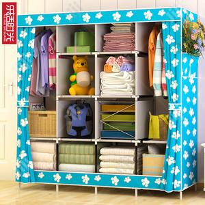 Four 4 Compartments Storage Wardrobe   Furniture for sale in Lagos State, Lagos Island (Eko)