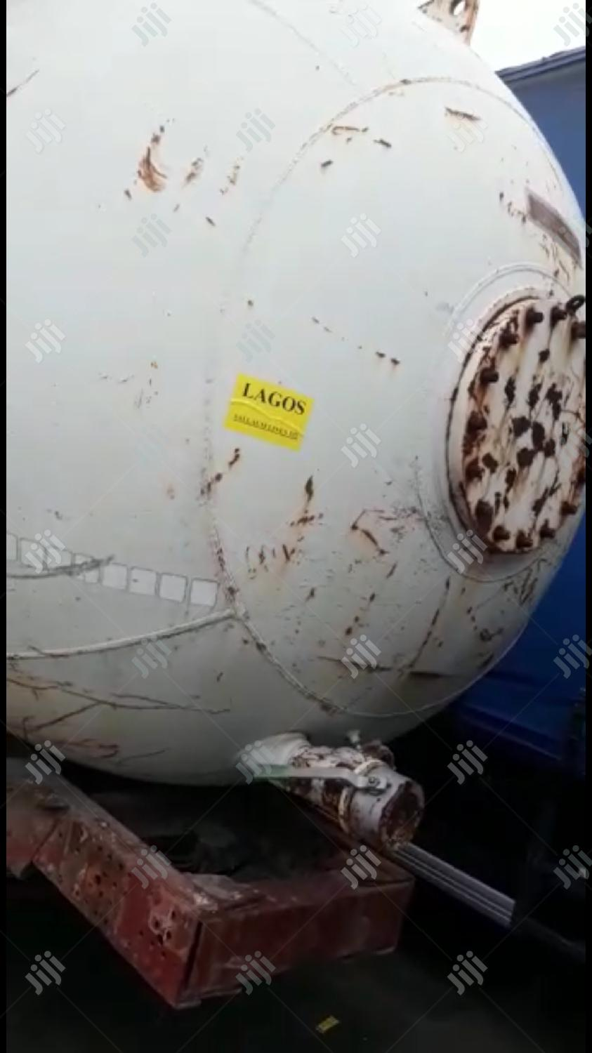 New Arrival Tokunbo 15.4tons LPG Storage Tank 2010 | Manufacturing Equipment for sale in Apapa, Lagos State, Nigeria