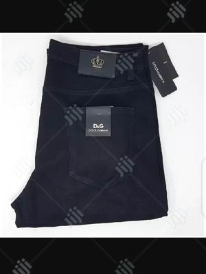 Dolce Gabbana Jeans Black | Clothing for sale in Lagos State, Surulere