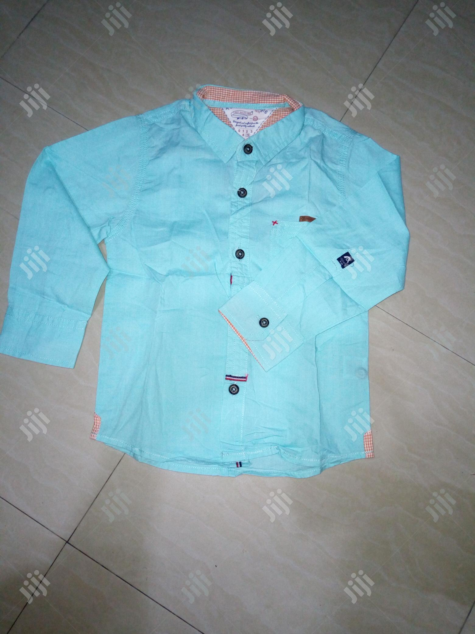 Boys Shirts Shirts | Children's Clothing for sale in Yaba, Lagos State, Nigeria