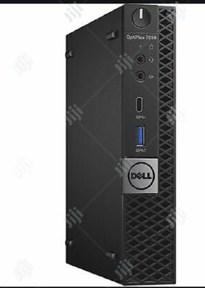 New Desktop Computer Dell OptiPlex 7050 4GB Intel Core i5 HDD 500GB | Laptops & Computers for sale in Lagos State, Ikeja