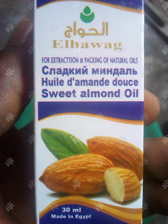 Almond Oil (Elhawag)