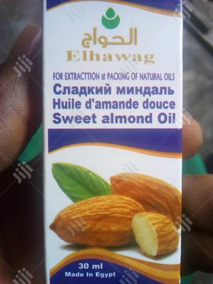 Almond Oil (Elhawag) | Skin Care for sale in Rivers State, Port-Harcourt