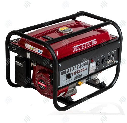 Brand New Tigmax Generator 2.5kva(TH4200DX)100per Coper Coil