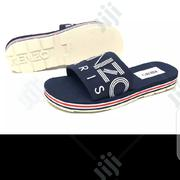 Kenzo Unisex Slides Navy Blue | Shoes for sale in Lagos State, Surulere