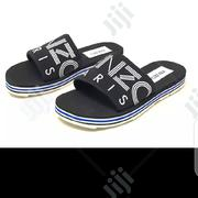 Kenzo Unisex Slides Black | Shoes for sale in Lagos State, Surulere