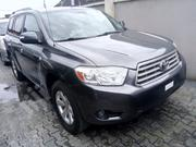 Toyota Highlander 2008 Silver | Cars for sale in Lagos State, Lekki Phase 2