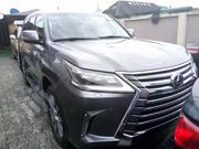 Lexus LX 2016 Gray | Cars for sale in Lagos State, Lekki Phase 2