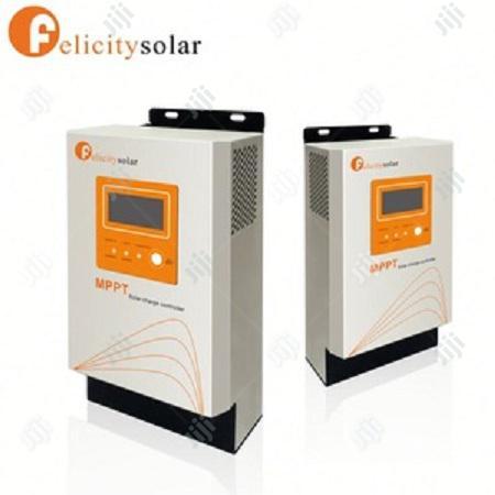 Felicity 60amps 12/24/48v Mppt Solar Charger Controller