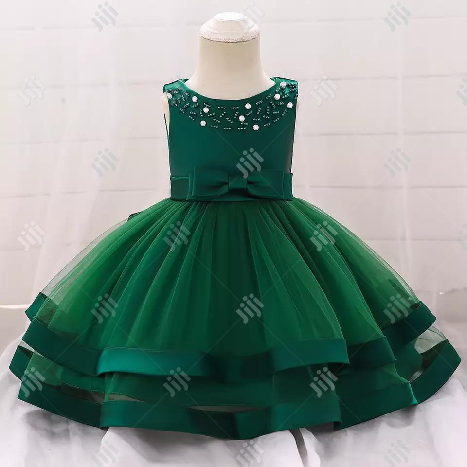Beautiful Layered Dress for Cute Baby Girls
