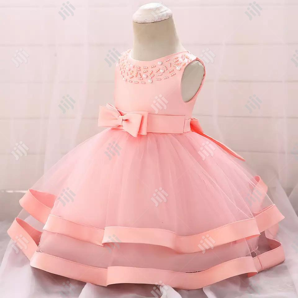 Beautiful Layered Dress for Cute Baby Girls | Children's Clothing for sale in Kosofe, Lagos State, Nigeria