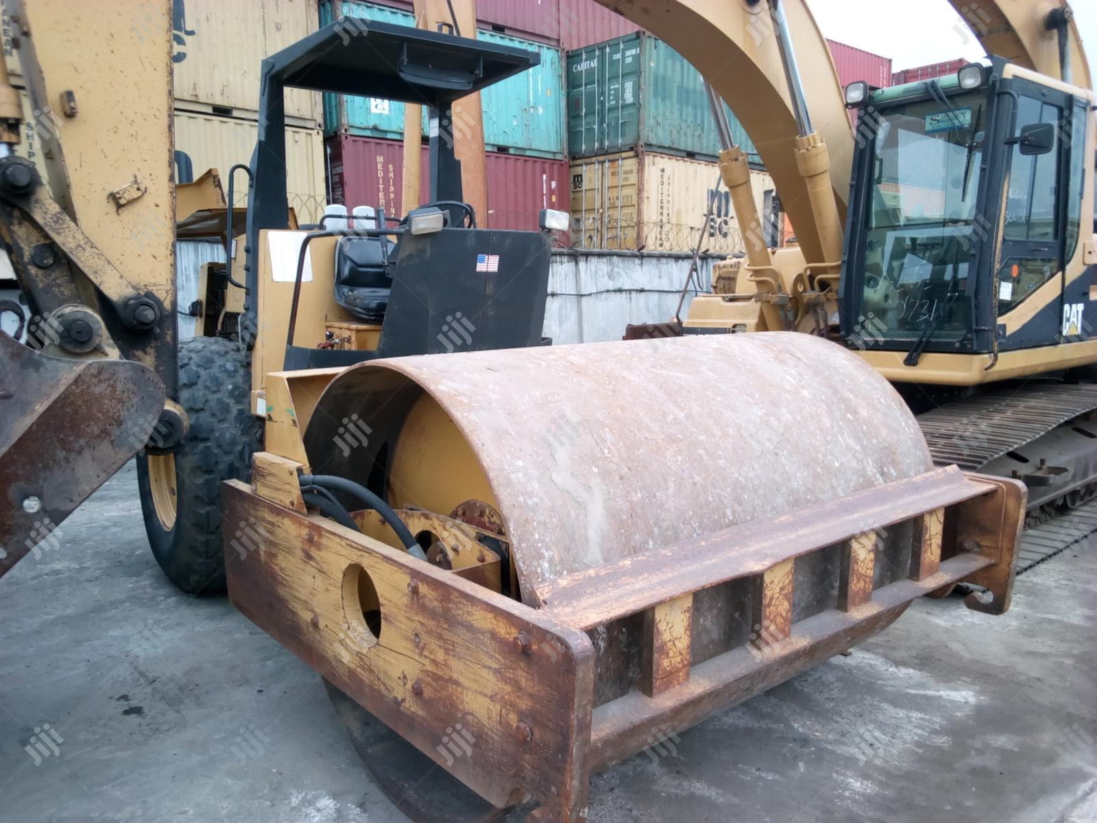 Archive: Dynapac Compactor Roller