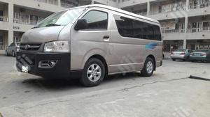 Hiace Bus Rental Services | Chauffeur & Airport transfer Services for sale in Lagos State, Yaba