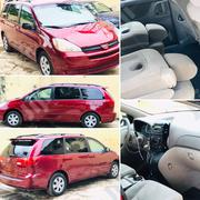 Toyota Sienna 2004 LE FWD (3.3L V6 5A) Red | Cars for sale in Lagos State