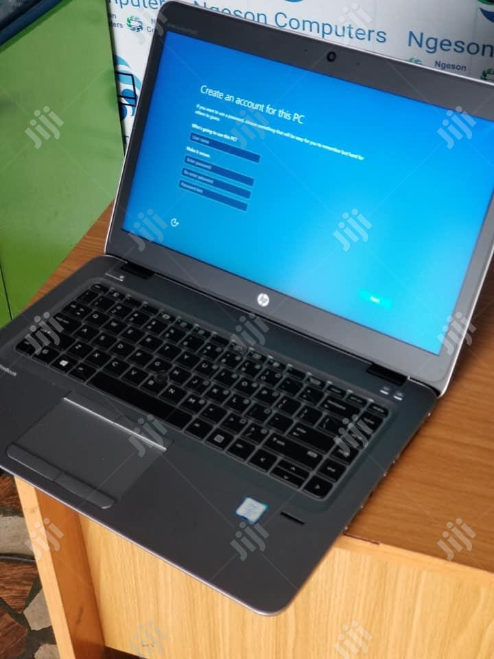 Laptop HP EliteBook 840 G3 8GB Intel Core I5 HDD 500GB | Laptops & Computers for sale in Mushin, Lagos State, Nigeria