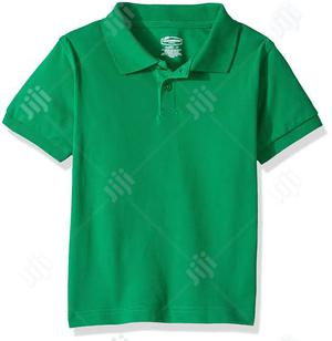 Nigeria Green Unisex Polo Tops   Children's Clothing for sale in Abuja (FCT) State, Gwarinpa
