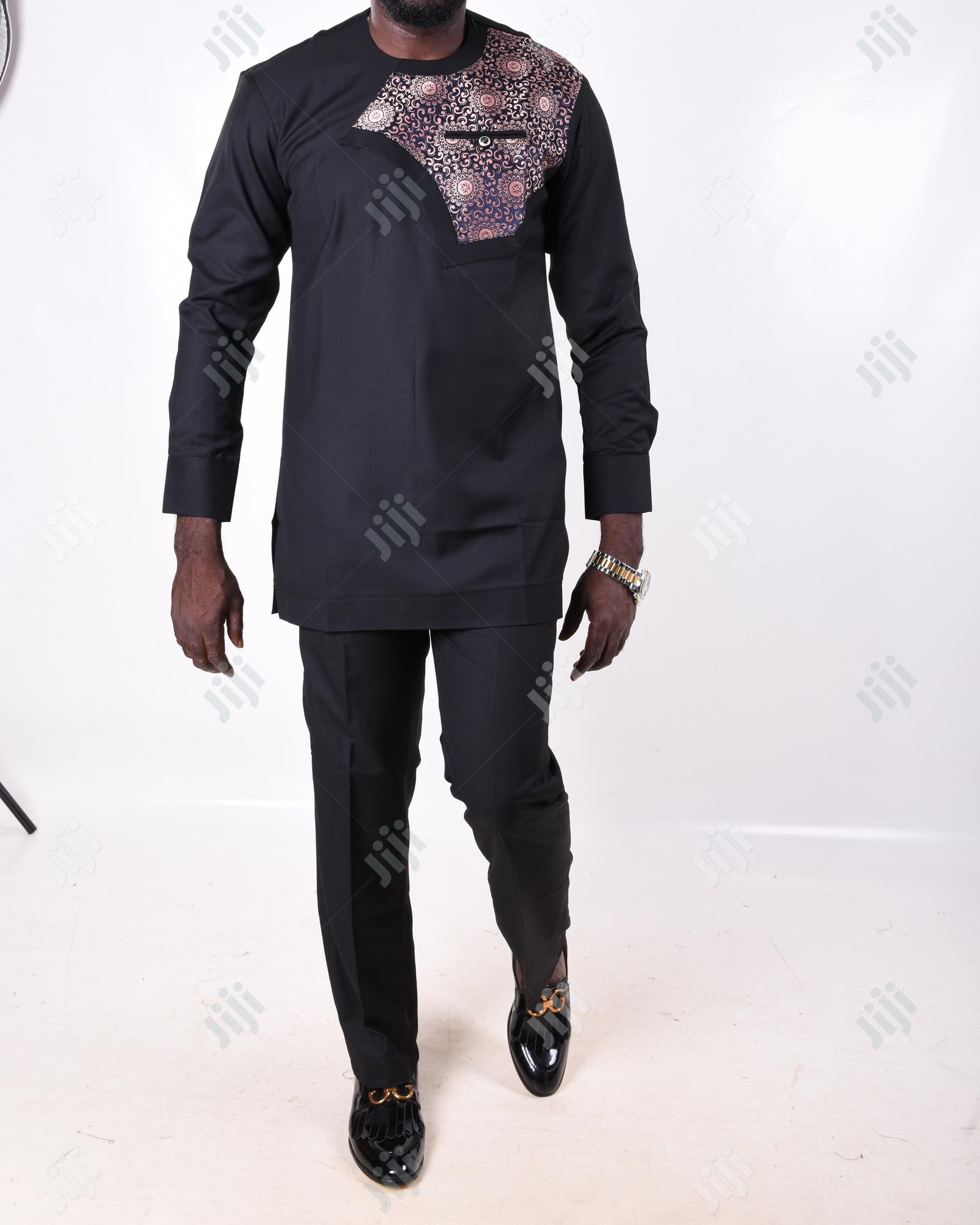 Royal Crown Senator / Men Traditional Wear