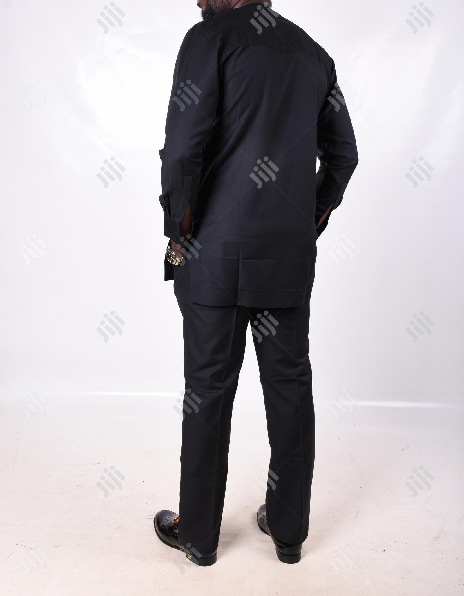 Archive: Royal Crown Senator / Men Traditional Wear
