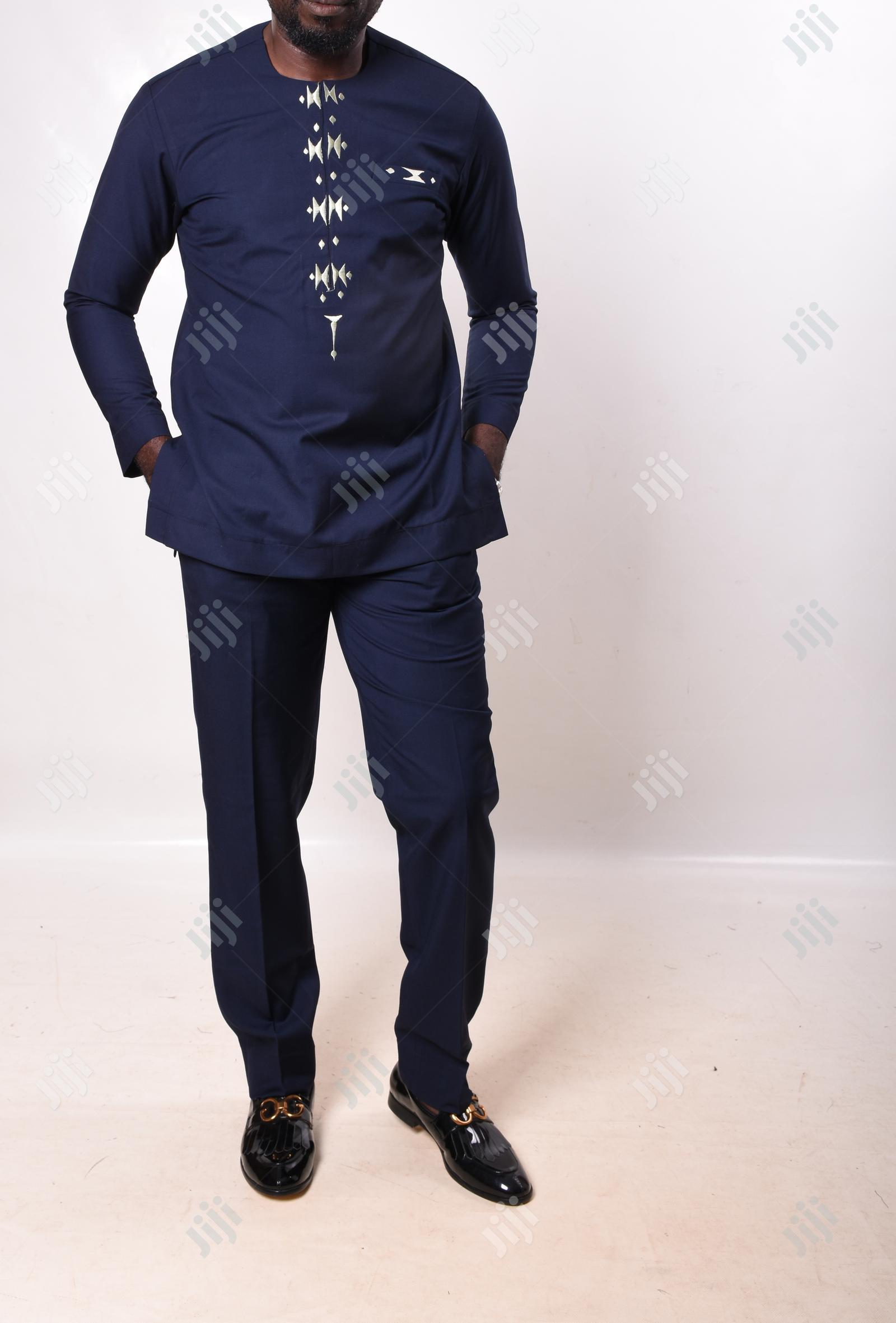 Royal Flapo Senator / Men Traditional Wear