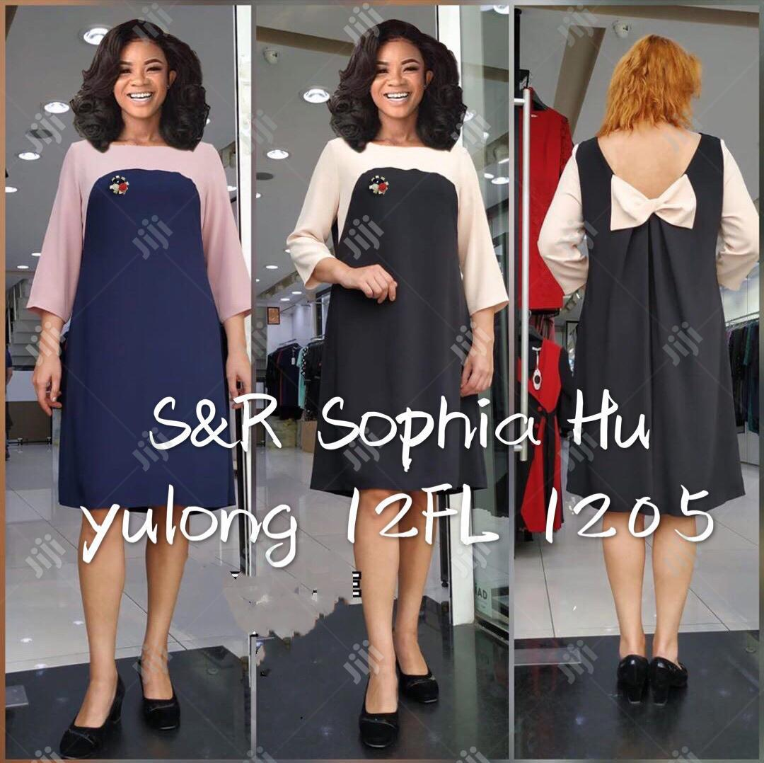 Sophia Female New Gown
