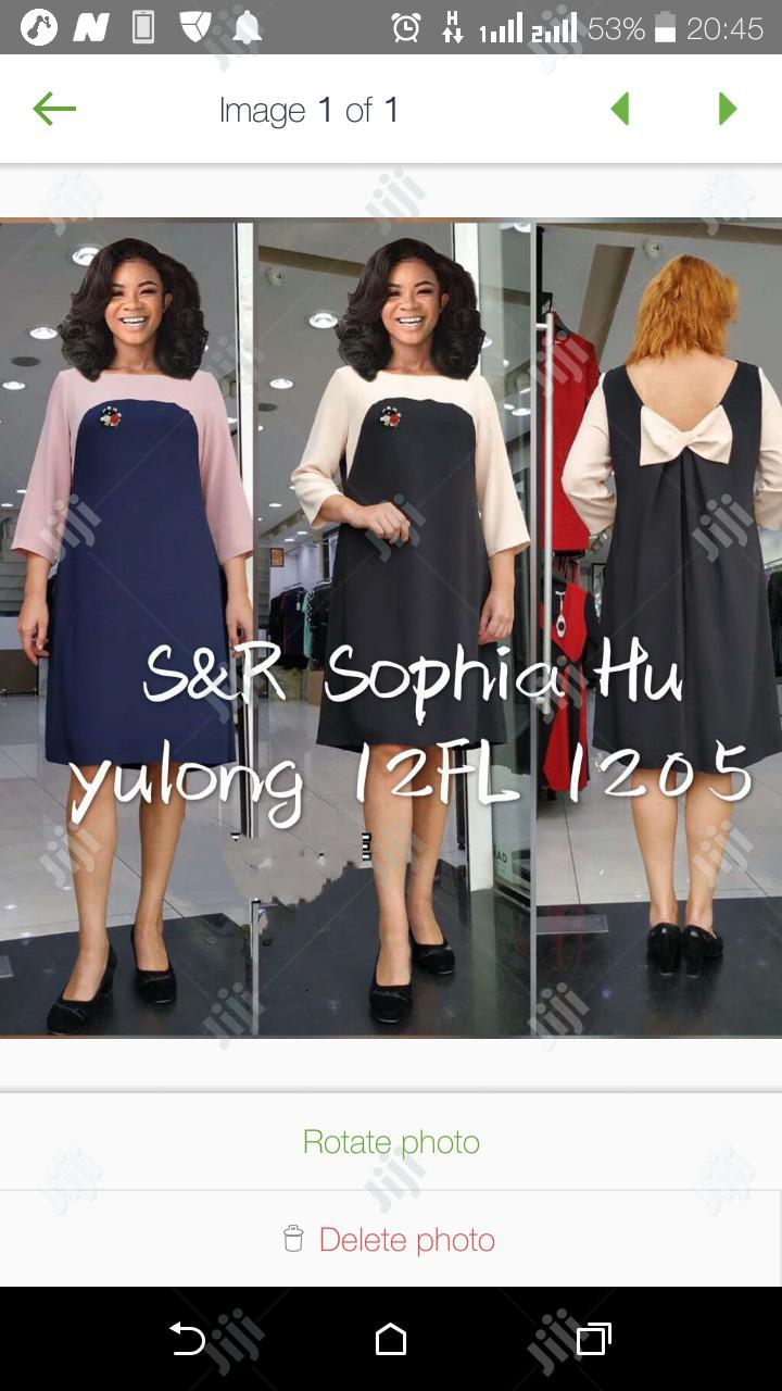 Sophia Female New Gown | Clothing for sale in Ikeja, Lagos State, Nigeria