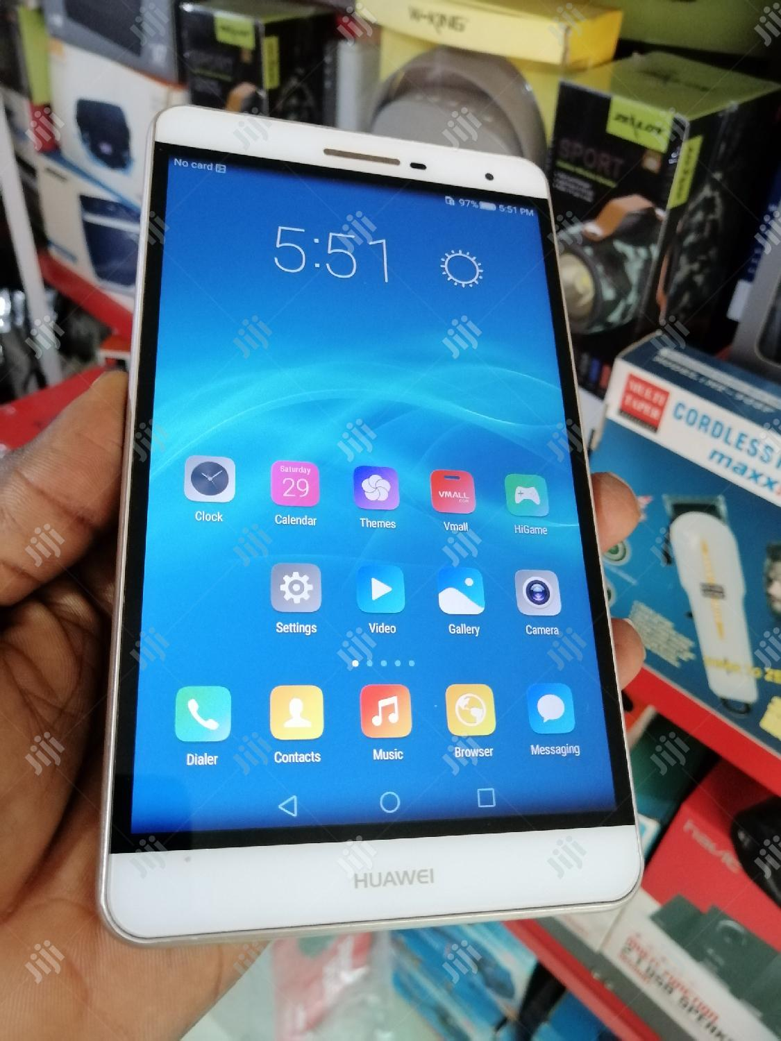 Huawei MediaPad M2 7.0 32 GB Silver | Tablets for sale in Ikeja, Lagos State, Nigeria