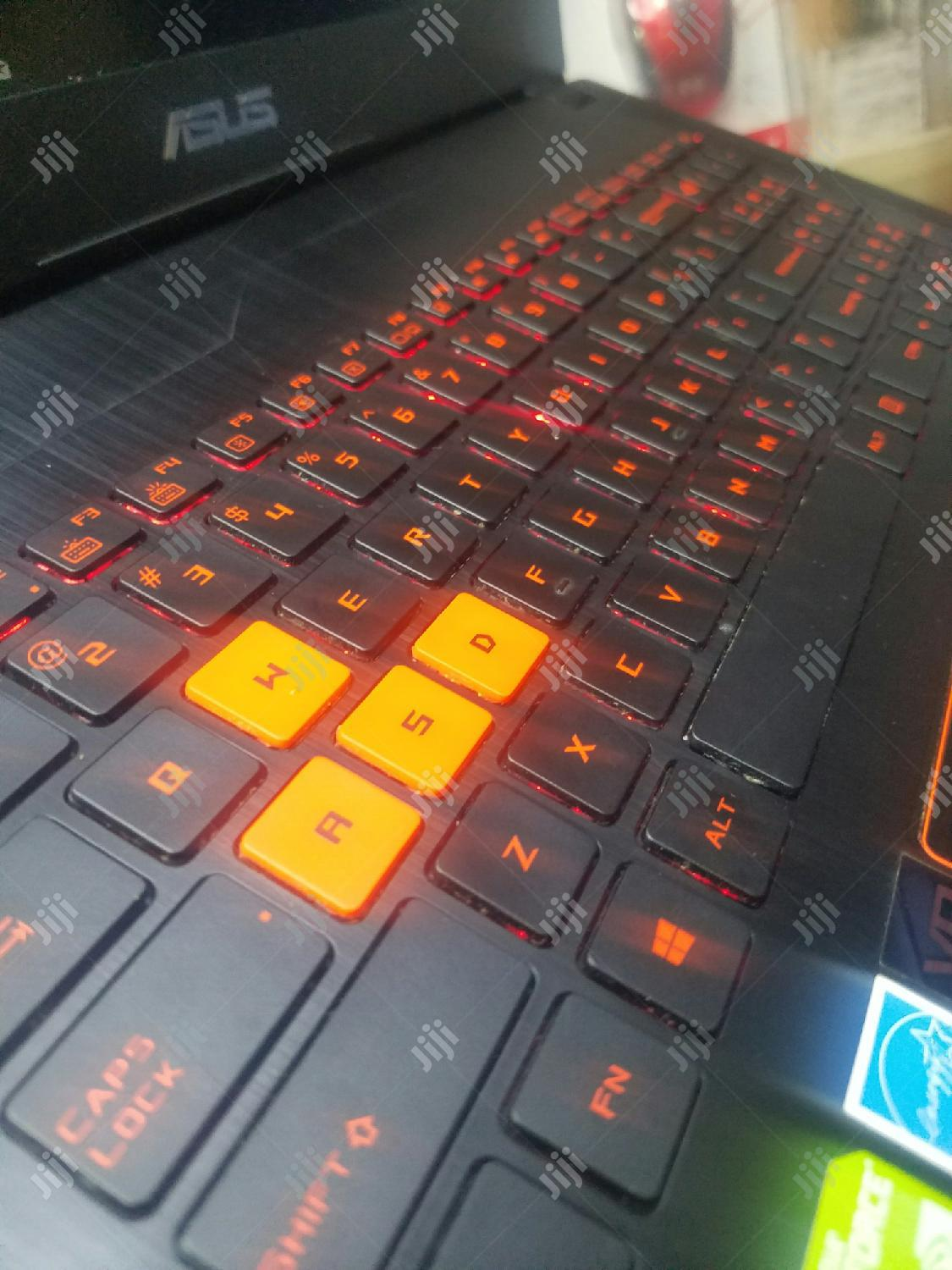 Laptop Asus ROG GL502VS 16GB Intel Core i7 SSD 256GB | Laptops & Computers for sale in Ikeja, Lagos State, Nigeria