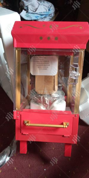 Old Fashioned Movie Time Popcorn Maker   Restaurant & Catering Equipment for sale in Lagos State, Alimosho