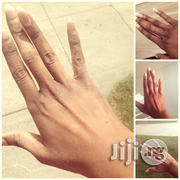 Treating Dark Knuckles With Tough Spot Cleaner. | Skin Care for sale in Lagos State, Amuwo-Odofin
