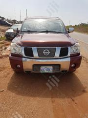 Nissan Titan 2006 Red | Cars for sale in Abuja (FCT) State, Galadimawa