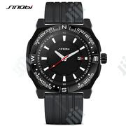 SINOBI New Men's Sports Wrist Watches Diving Watchband Top Luxury | Watches for sale in Benue State, Makurdi