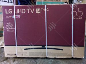 "65""Lg Uhd 4k Smart Television   TV & DVD Equipment for sale in Lagos State, Lekki"