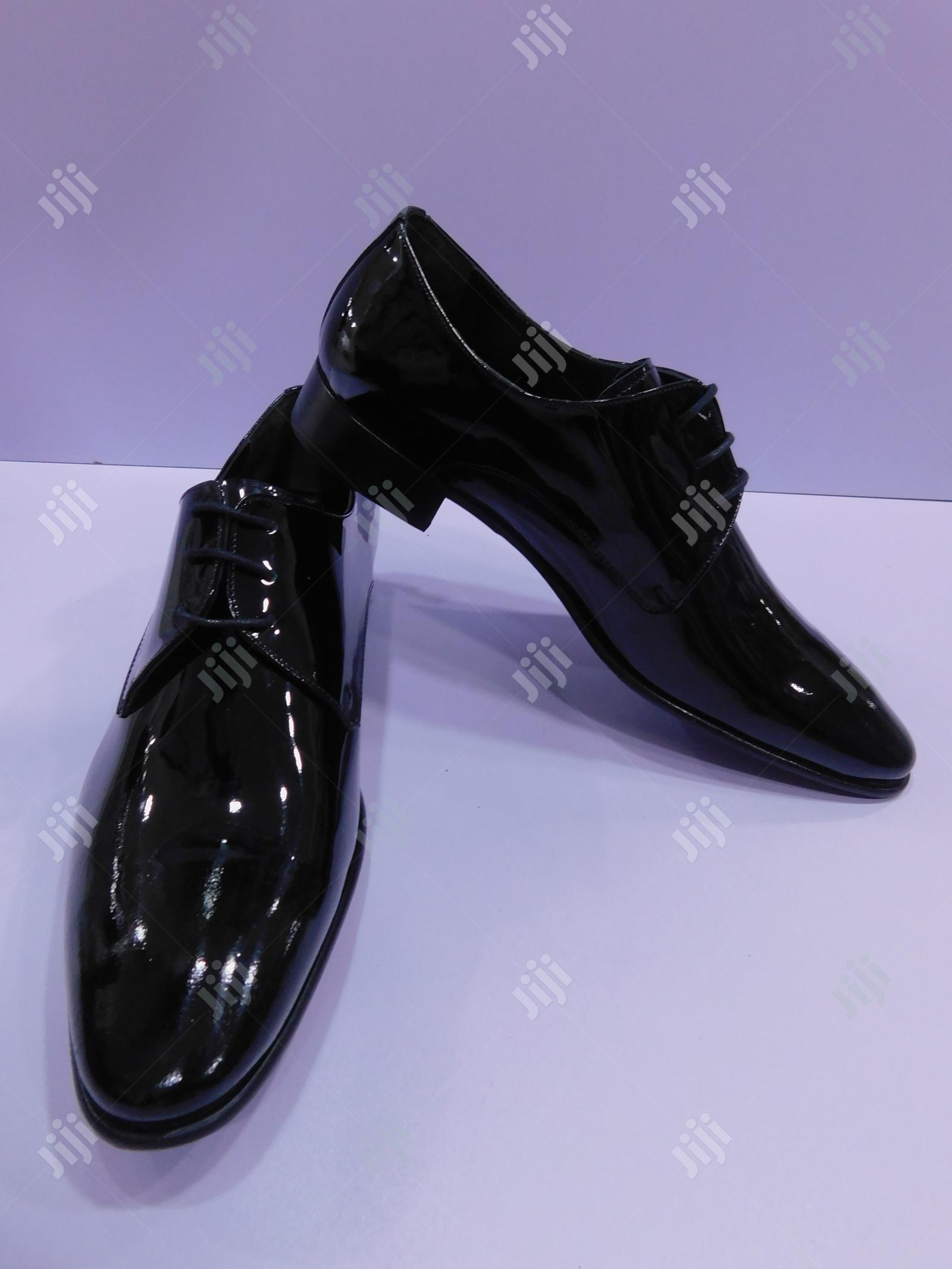 Top Quality Men's Italian Leather Shoe