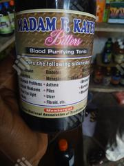 Madam F. Kayes Bitters Blood Purifying Tonic | Vitamins & Supplements for sale in Lagos State, Ifako-Ijaiye